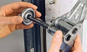 Garage Door Tracks Repair Houston